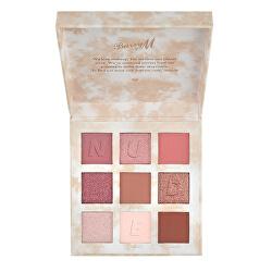 Szemhéjfesték paletta Nude & Neutral Subtle (Eyeshadow Palette) 18 g