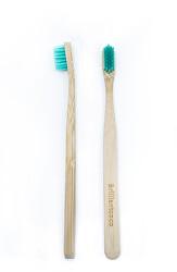 Bambusový zubní kartáček 1 ks