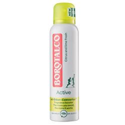 Deodorant ve spreji s citrusovou vůní Active 150 ml