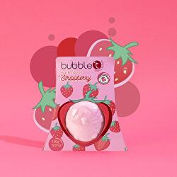 Šumivá bomba do koupele Strawberry (Bath Fizzer) 150 g