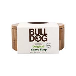 Holicí mýdlo v bambusové misce (Original Shave Soap) 100 g