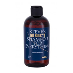 Šampon na vlasy a vousy No Bull***t (Shampoo for Everything) 250 ml
