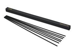 Přírodní ratanové tyčinky do difuzéru černé 40 cm 7 ks