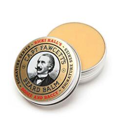 Balsam pentru barbă Ricki Hall Booze & Baccy (Beard Balm) 60 ml