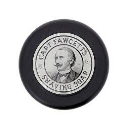 Mýdlo na holení v dřevěné misce (Shaving Soap) 110 g
