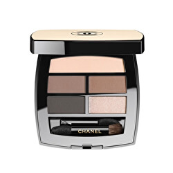 Paletka očních stínů (Healthy Glow Natural Eyeshadow Palette) 4,5 g