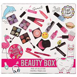 Dárková sada dekorativní kosmetiky Bumper Make-up Set
