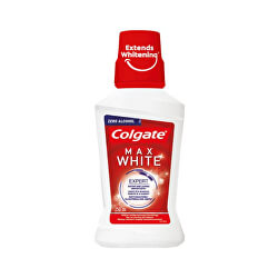 Apă de gură pentru albire fără alcool Max White Expert  500 ml