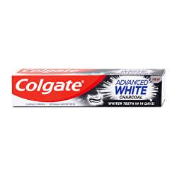 Bělicí zubní pasta s aktivním uhlím Advanced Whitening Charcoal 75 ml