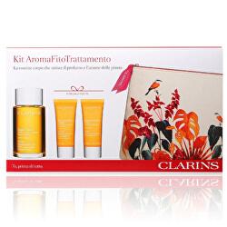Set cadou pentru îngrijirea corpului Kit Aroma Fito Trattamento