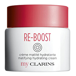 Zmatňujúci hydratačný krém Re-boost (Matifying Hydrating Cream) 50 ml