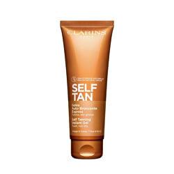 Samoopalovací gel Selftan (Self Tanning Instant Gel) 125 ml
