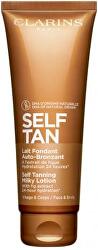 Loțiune auto-bronzantă Selftan (Self Tanning Milky-Lotion) 125 ml
