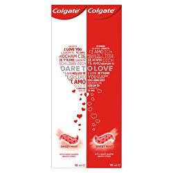 Ediție limitată - Pastă de dințiDare to Love 2 x 98 ml