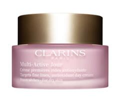 Denný krém proti jemným vráskam pre normálnu a suchú pleť Multi-Active (Antioxidant Day Cream ) 50 ml