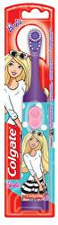 Dětský zubní kartáček bateriový Barbie