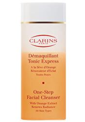 Expresní odličovač pro všechny typy pleti (One-Step Facial Cleanser) 200 ml