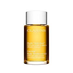 100% Rostlinný odvodňující olej na tělo (Body Treatment Oil Contouring, Strengthening) 100 ml