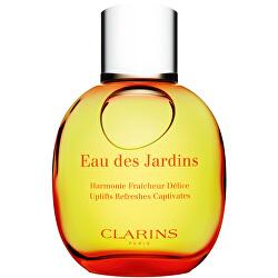Pečující vůně Eau des Jardins 100 ml - SLEVA - poškozená krabička
