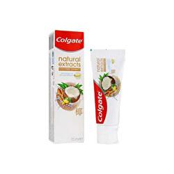 Pastă de dinți Natural Extracts Coconut & Ginger 75 ml