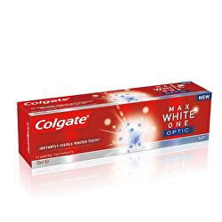 Pastă de dinți împotriva petelor pigmentare Max White One Optic 75 ml