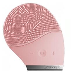 Čistiaca sonická kefka na tvár Sonivibe SK9002 - pink champagne