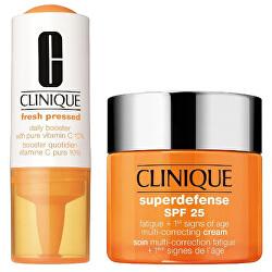 Set cosmetic pentru pielea mixtă chiar grasă