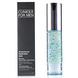 Gelový oční krém pro muže For Men Maximum Hydrator Eye (96-Hour Hydro-Filler Concentrate) 15 ml