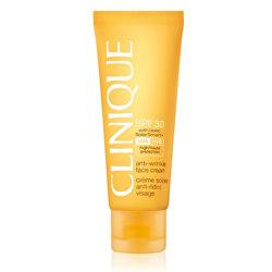 Opaľovací krém na tvár s protivráskovým účinkom SPF 30 (Αnti-Wrinkle Face Cream) 50 ml