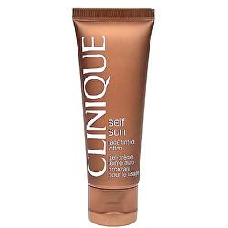Samoopaľovacie mlieko na tvár Self Sun (Face Tinted Lotion) 50 ml