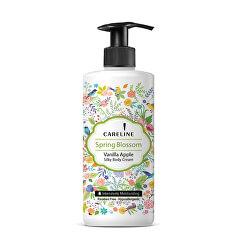 Cremă de corp fină Flori de primăvară (Silky Body Cream) 400 ml