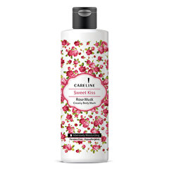 Gel de dus cremos Sărut dulce (Creamy Body Wash) 525 ml