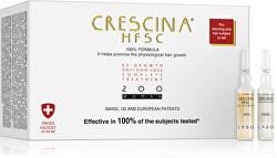 Starostlivosť na podporu rastu vlasov a proti vypadávaniu vlasov pre ženy stupeň 200 Re-Growth & Anti- Hair Loss 20 x 3,5 ml