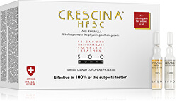 Péče na podporu růstu vlasů a proti vypadávání vlasů pro ženy stupeň 500 Re-Growth & Anti-Hair Loss 20 x 3,5 ml