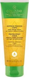Peeling delicat, exfoliant și de curățare (prețios Body Scrub) 250 ml