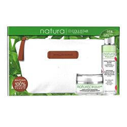 Kozmetická sada pre intenzívnu hydratáciu pleti Natura - ZĽAVA - poškodená krabica