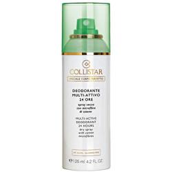 Deodorant ve spreji (Multi-Active Deodorant 24H Dry Spray) 125 ml