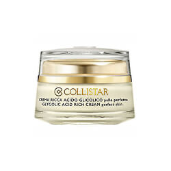 Pleťový krém s kyselinou glykolovou Perfecta (Pure Actives Glycolic Acid Rich Cream Perfect Skin) 50 ml