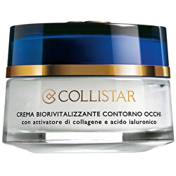 Revitalizační oční krém (Biorevitalizing Eye Contour Cream) 15 ml