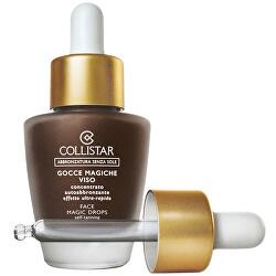 Samoopaľovacie kvapky na tvár Gocce Magiche Viso (Face Magic Drops) 30 ml