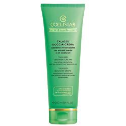 Výživný a revitalizační sprchový krém s mořskými extrakty a esenciálními oleji (Talasso Shower Cream) 250 ml