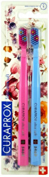 Velmi jemný zubní kartáček 5460 Ultra Soft Flower Edition 2 ks