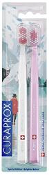 Velmi jemný zubní kartáček 5460 Ultra Soft Winter 2019 - Pink 2 ks