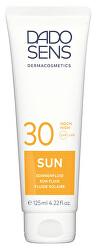 Opalovací fluid proti slunečním alergiím SPF 30 Sun 125 ml