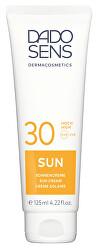 Opalovací krém pro citlivou pokožku SPF 30 Sun 125 ml