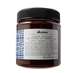 Kondicionér zvýrazňující šedé, melírované a platinové blond odstíny vlasů Alchemic (Silver Conditioner) 250 ml