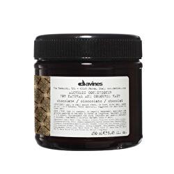 Kondicionér zvýrazňující tmavě hnědou až černou barvu vlasů Alchemic (Chocolate Conditioner) 250 ml