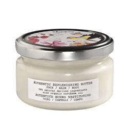 Obnovující jemné máslo Authentic (Replenishing Butter Face, Hair & Body) 200 ml
