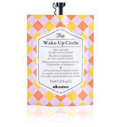 Revitalizační maska na vlasy a pokožku hlavy The Wake-Up Circle (Hair & Scalp Recovery Mask) 50 ml