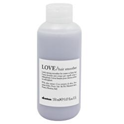 Uhlazující krém pro nepoddajné a krepaté vlasy Essential Haircare Love (Hair Smoother) 150 ml